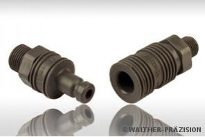Быстросъемы для шлангов Серия KL | Walther-praezision