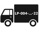 Наличие на складе тип LP-004 из никелированной латуни