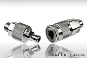 Газовый редуктор БРС - Серия UF | Walther-praezision