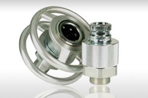 Quick coupling Type MD-032 with ring handle